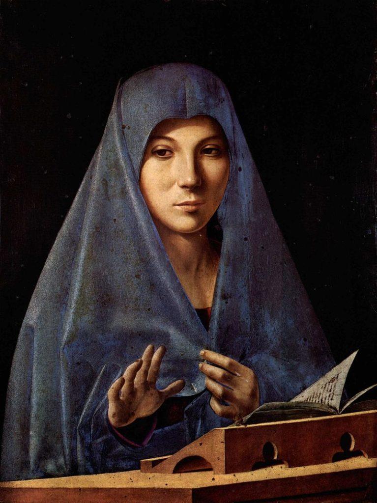 Annunziata Antonello da Messina