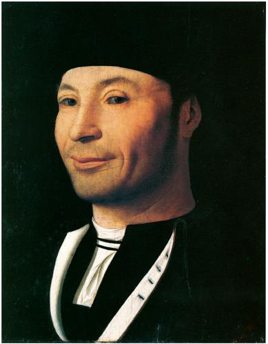 Ritratto d'uomo Antonello da Messina