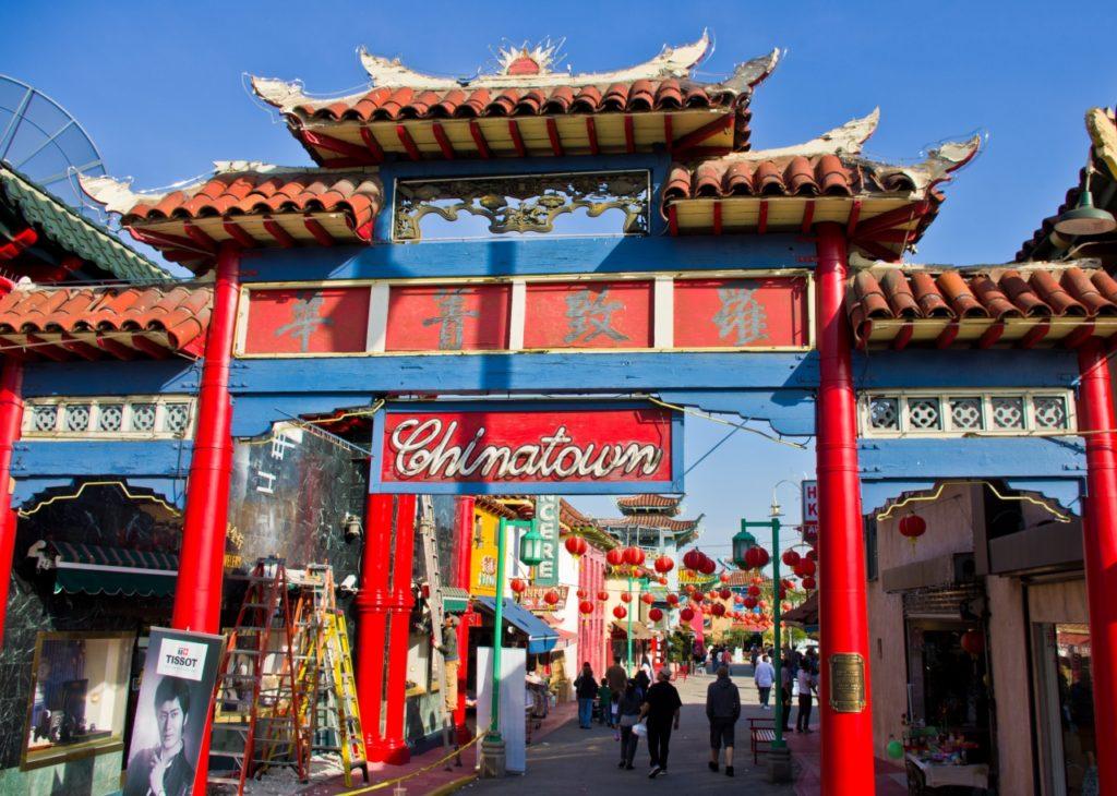 Diaspora cinese - Chinatown