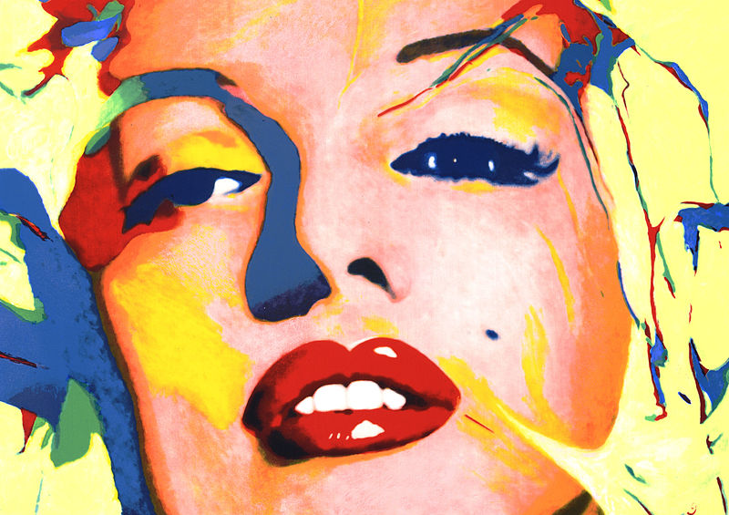 Marilyn di James Gill