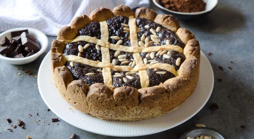 Cucina pisana - Torta co' i bischeri