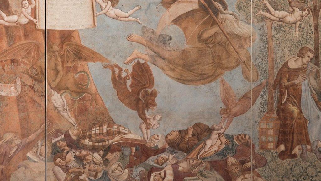 Trionfo della Morte, Buffalmacco