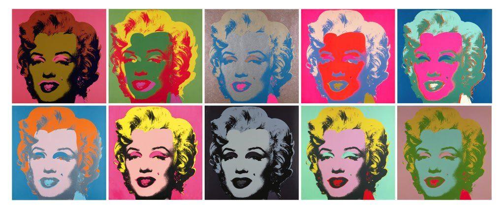 Marilyn di Andy Wharol