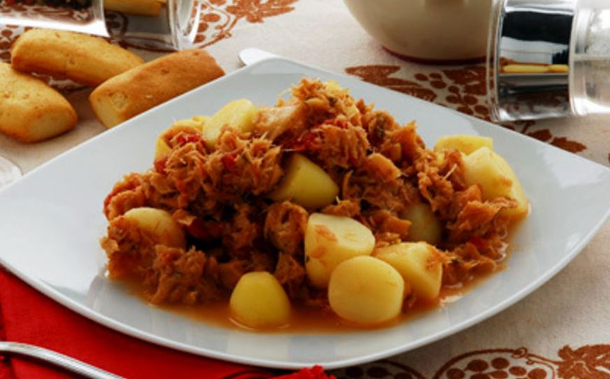 Cucina pisana - Stoccafisso alla Pisana