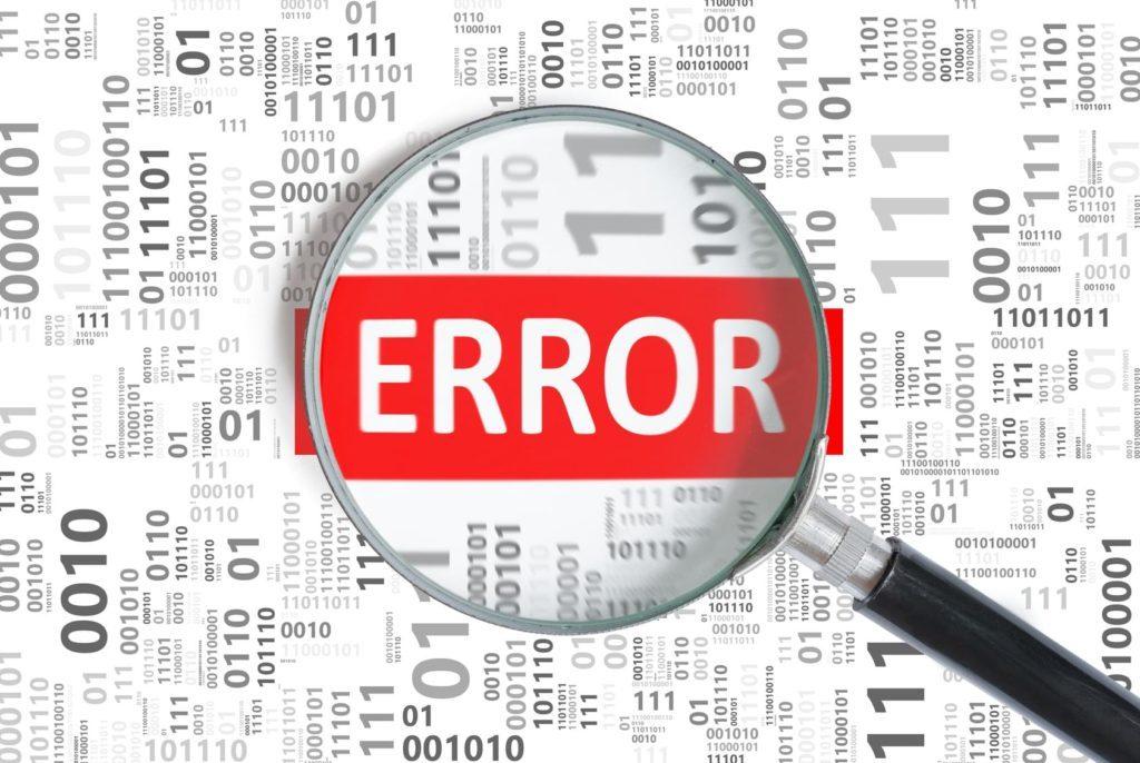 Internet può collassare? A causa di errori, sì!