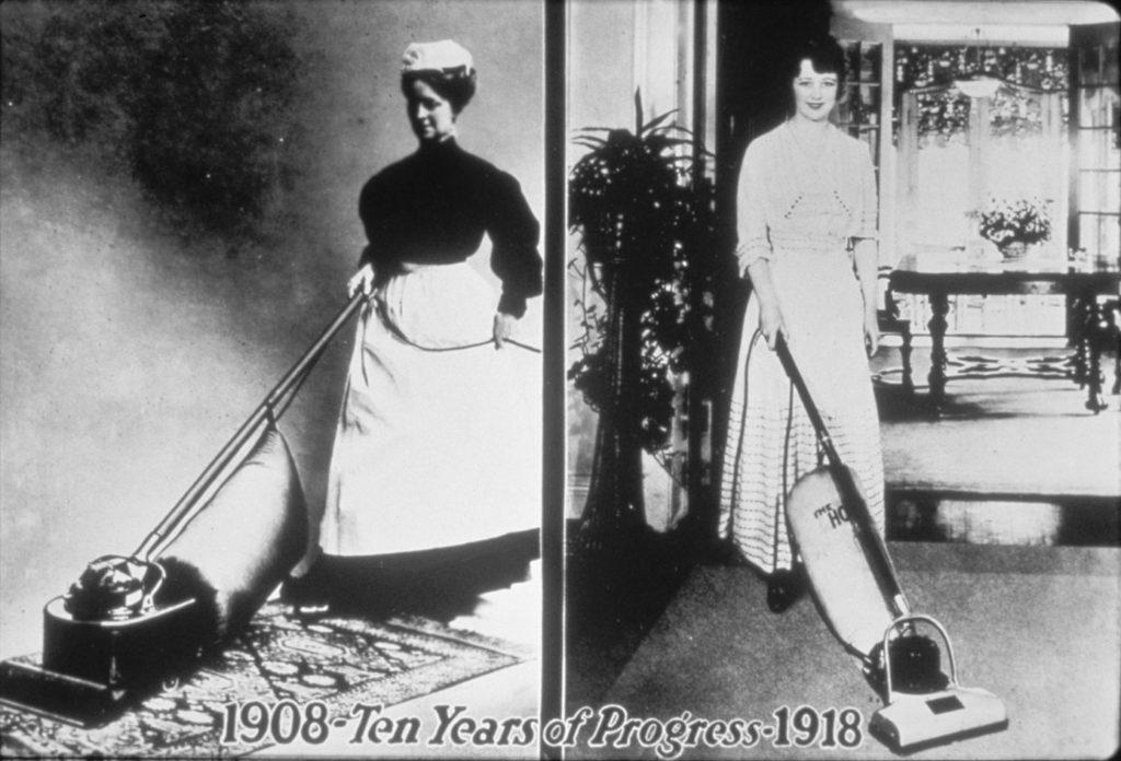 Storia elettrodomestici - Progressi Hoover