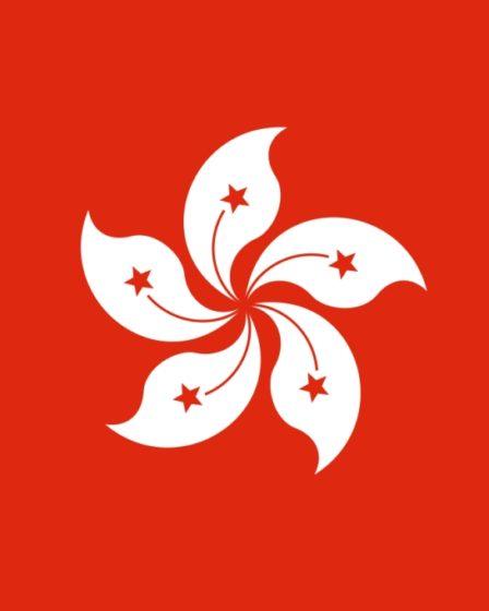 Bandiera della Regione di Hong Kong