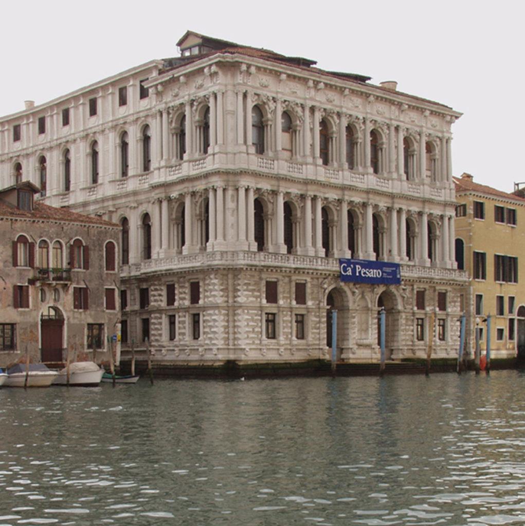 Ca' Pesaro a Santa Croce