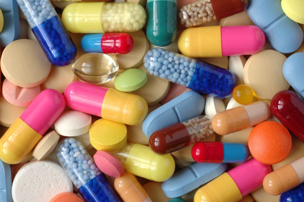 Farmaci - copertina