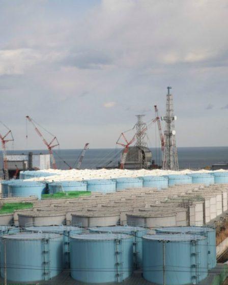 Fukushima acqua stoccata