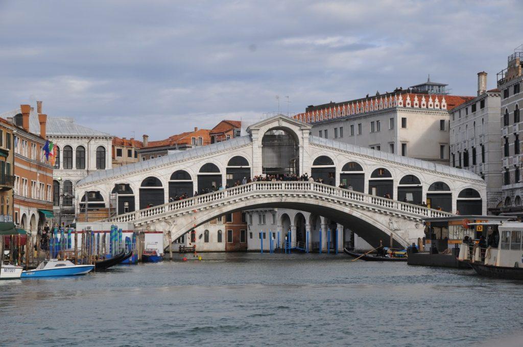 Ponte di Rialto a San Polo