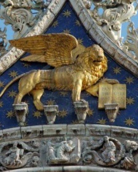 Venezia: il Leone di San Marco
