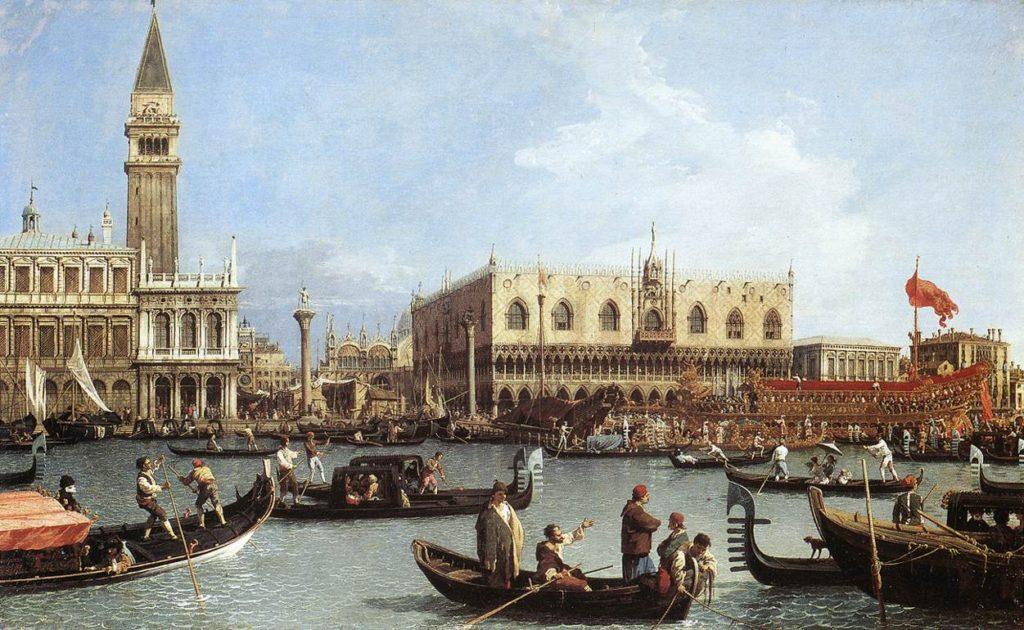 Canaletto, Venezia