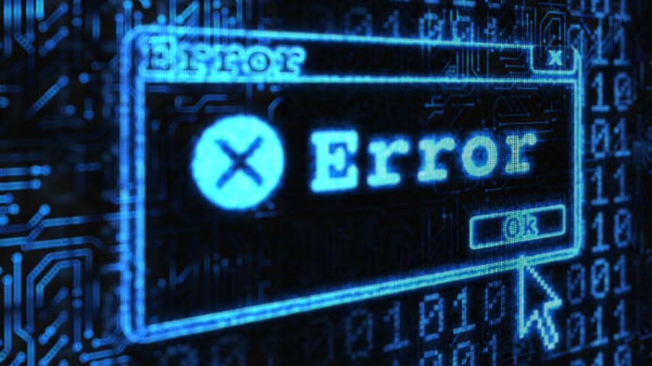 rete error message
