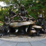 L'arte omaggia la letteratura: da Peter Pan a Pinocchio