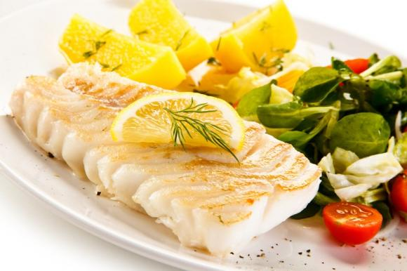 Merluzzo al limone Costa d'Amalfi IGP