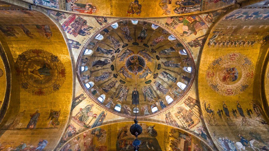Mosaici nella Basilica