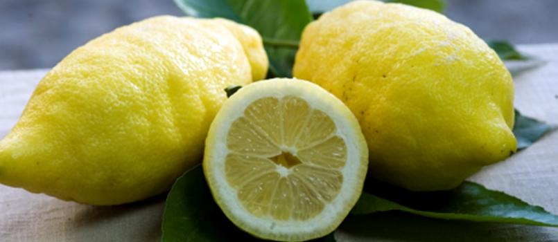 Sfusato amalfitano - limoni interi e sezionati