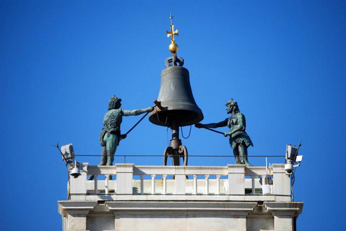 Torre dell'Orologio - i Mori
