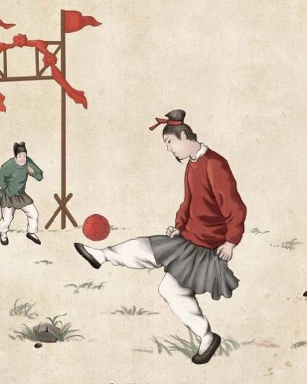 Calcio in Cina: cuju