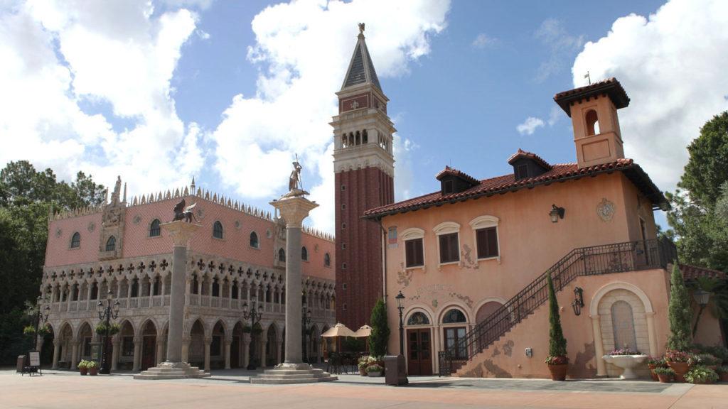 Epcot Center - Venezia