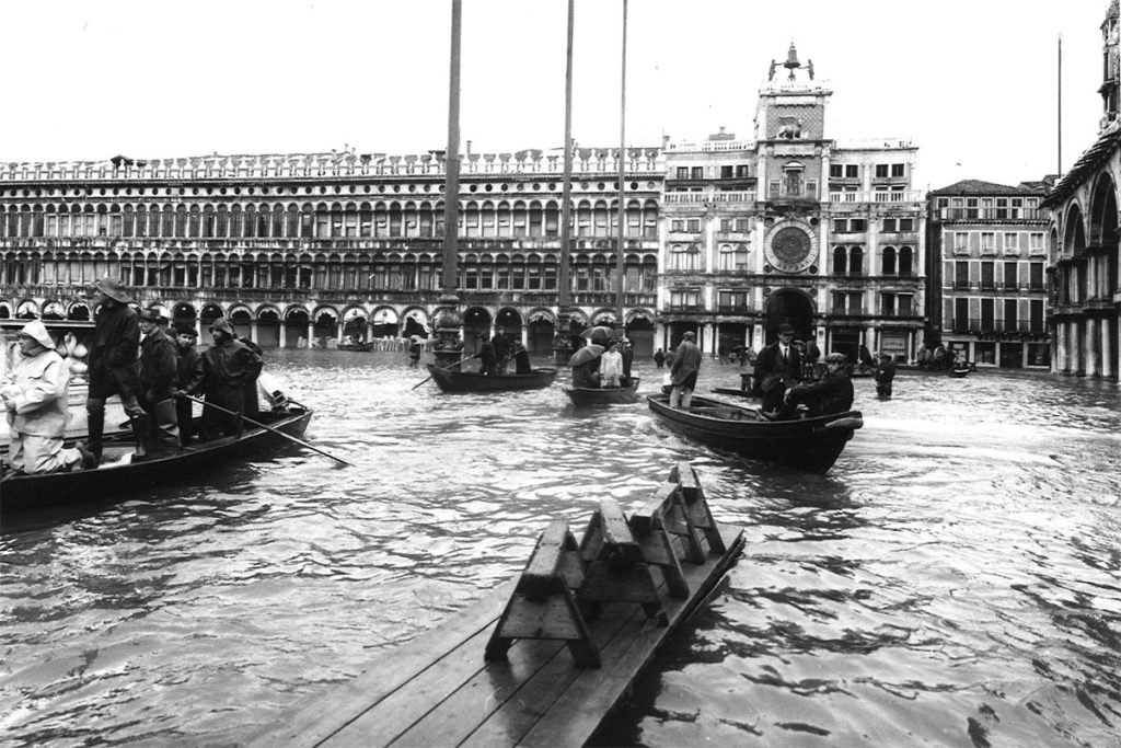 Piazza San Marco 1966
