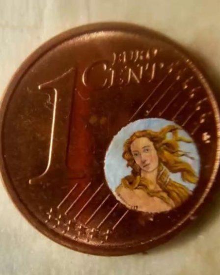 Stefano Busonero - Venere moneta 1 centesimo
