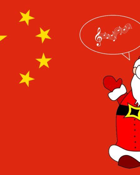Canzoni di natale in cinese