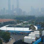 Australian Open e il pericolo degli incendi