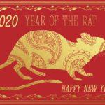 Capodanno cinese 2020: inizia l'anno del topo