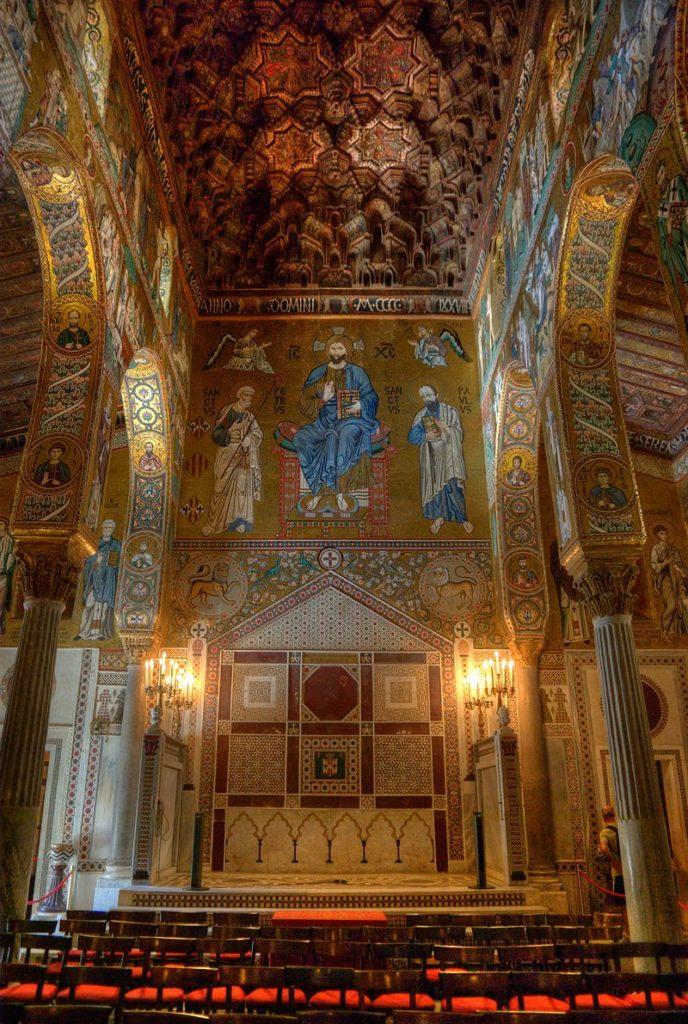 Cappella Palatina - Città di Palermo