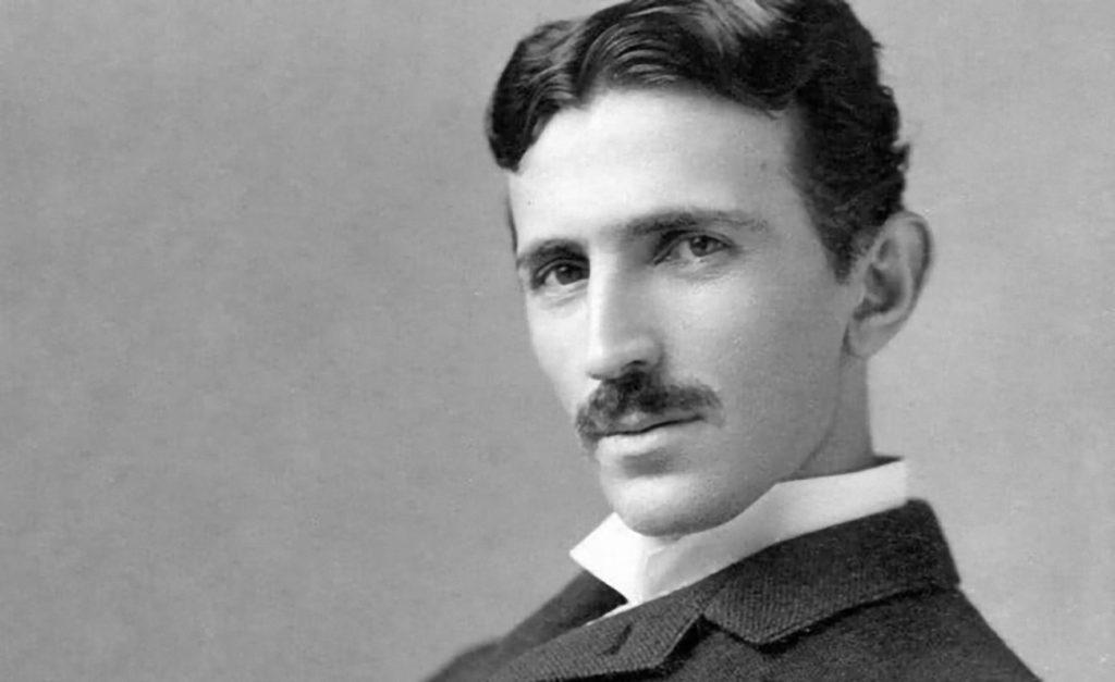 Nikola Tesla - Ritratto