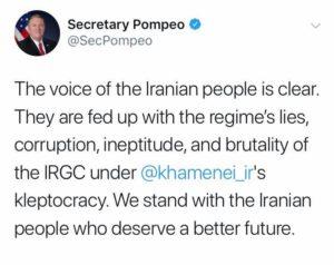 Alba di una nuova guerra tra USA e Iran