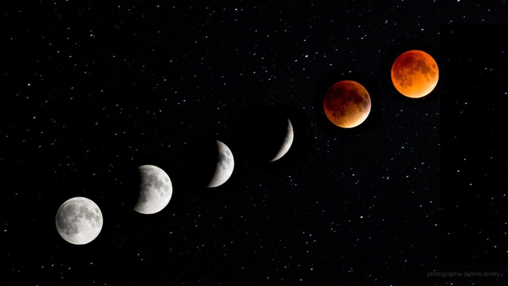 Astronomia 2020: eclissi lunari.