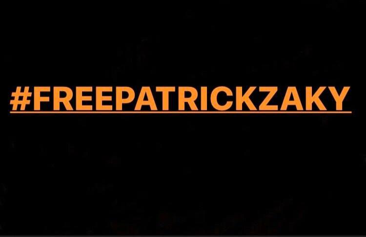 Free Patrick Zaky