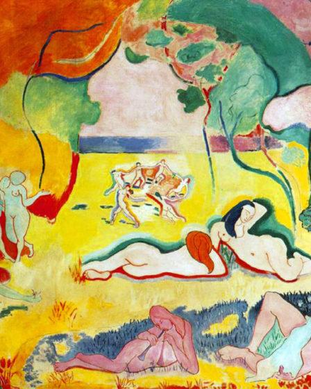 "ALT=""Gioia di vivere, Henri Matisse, mostra Parigi"""