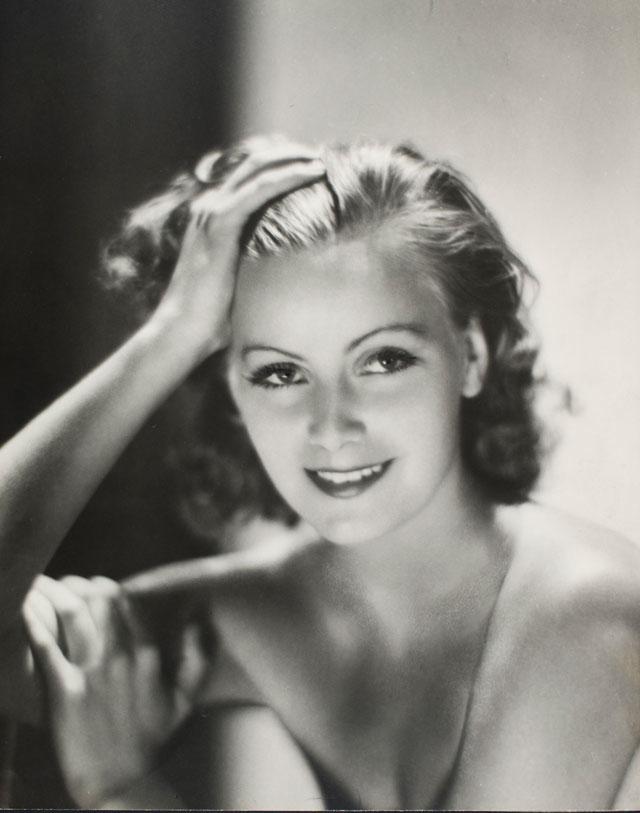 "ALT=""Nickolas Muray, Greta Garbo"""