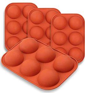 Stampi in silicone per sfere