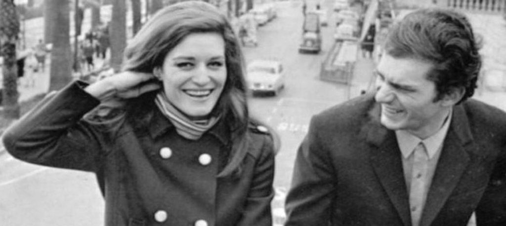 Dalidà e Luigi Tenco