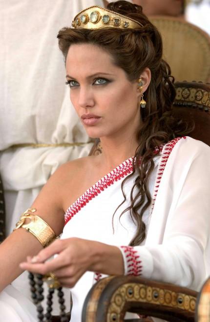 Angelina Jolie - Olimpiade d'Epiro - Alexander