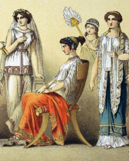 Bellezza e cosmesi - Antica Grecia