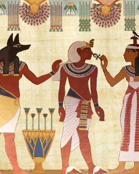 Cosmesi in antico Egitto