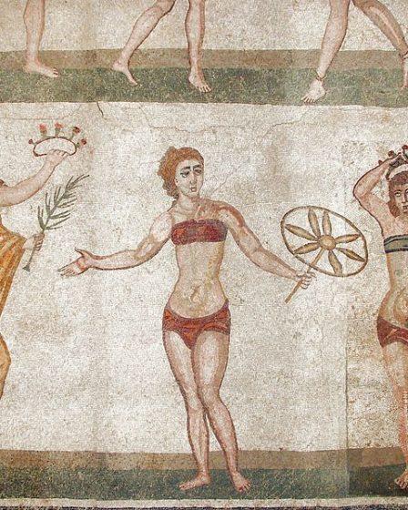 Bellezza e cosmesi nella cività romana