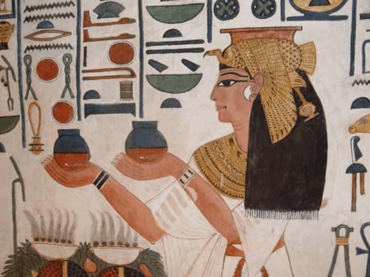 Il culto della bellezza nell'antico Egitto