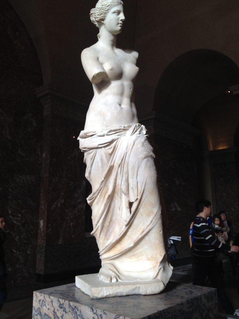 Bellezza e cosmesi nell'antica Grecia - Venere di Milo