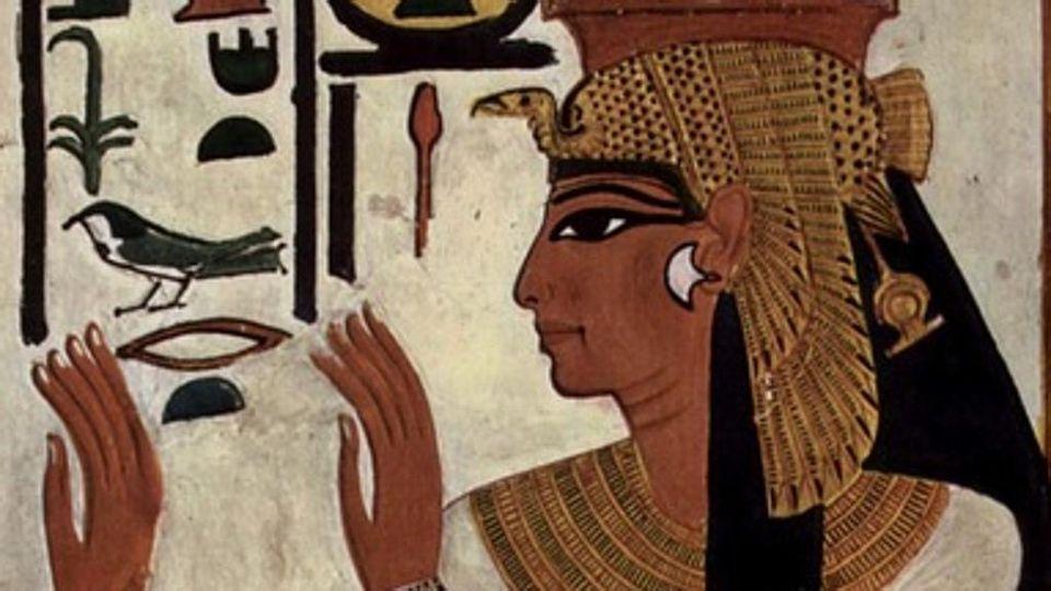 Cosmesi antico Egitto
