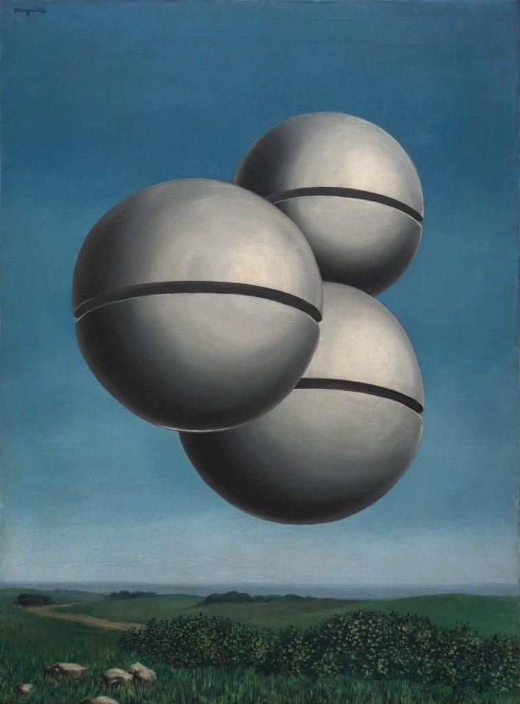 La voce dell'aria, Reneé Magritte, 1932 (Peggy Guggenheim Collection, Venezia)