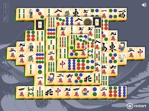 Parole di origine cinese: il mahjong (麻将)