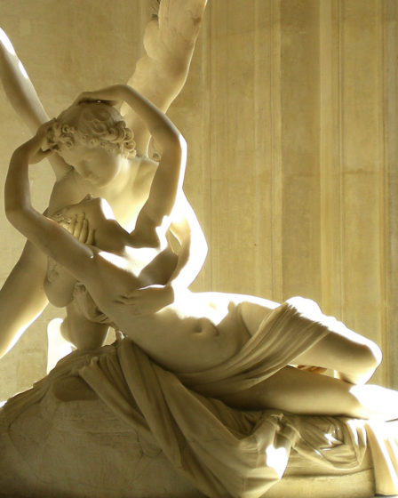 Amore e Psiche Louvre