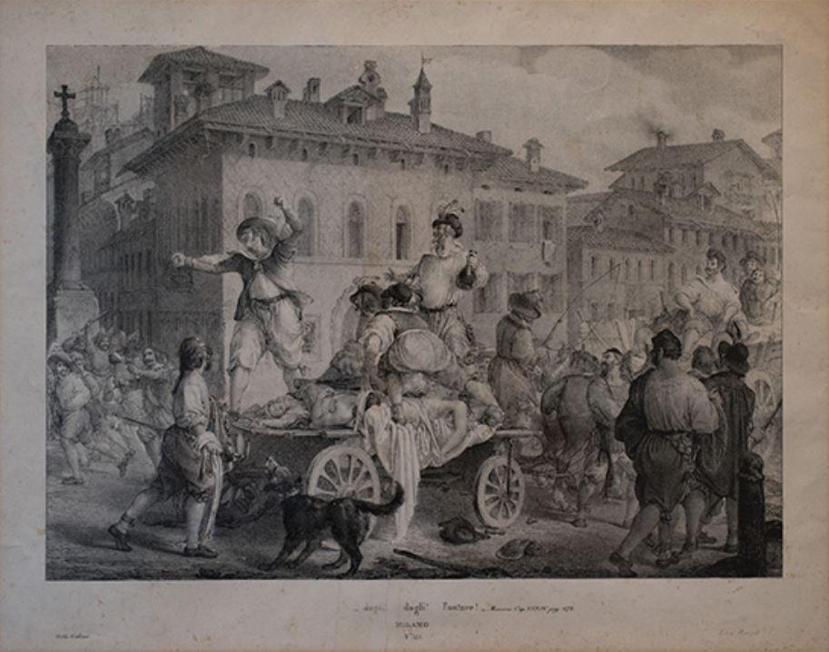 Pandemie nella storia - Scene di vita con la peste